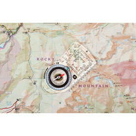 Brunton TruArc 10 Compass Glow